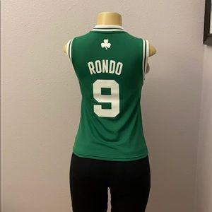 Boston Celtics RONDO 9 Jersey